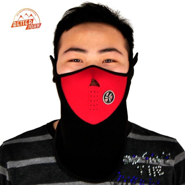 Winter Ski Mask Snowboard motorrad fahrrad Fahrrad Fleece Mask ...