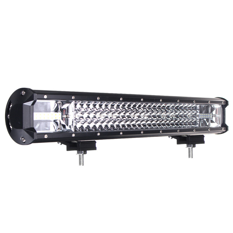 22 Inch Car Lights IP68 162W LED Work Light Bar Spotlight Flood Lamp Combo Driving Lamp Car Truck Offroad Fog Lamp DC10-30V lyc 6000k led daylight for citroen c4 for nissan led headlights 12v car led lights ip 68 chips offroad work light 40w