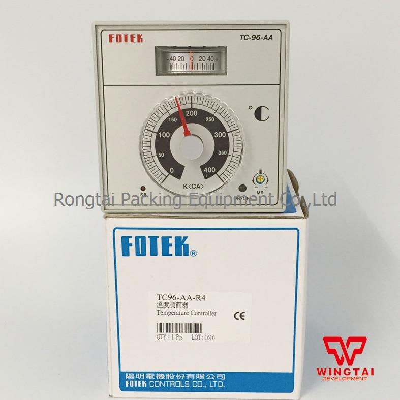 Taiwan Fotek TC-96-AA Temperature Controller 110 / 220VAC IP67 mt48 v fotek temperature controller new