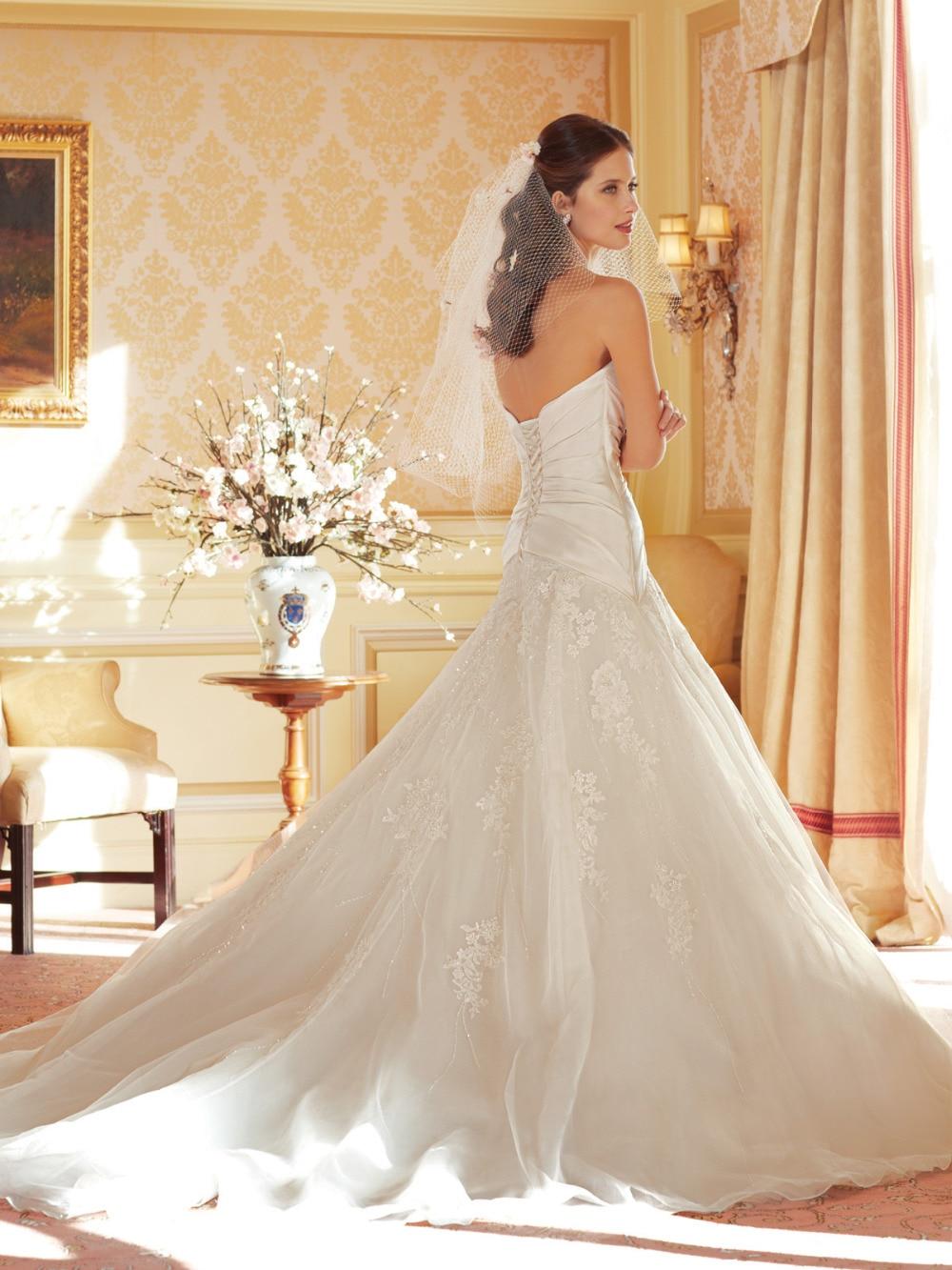 Berühmt Spitze Hochzeit Empfang Kleid Fotos - Hochzeit Kleid Stile ...