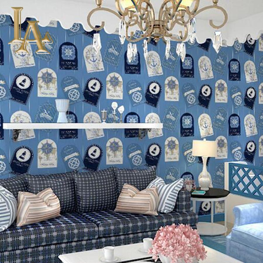 Online kopen wholesale jongens slaapkamer behang uit china jongens ...