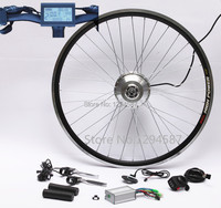 Free shipping , Electric bike motor kit 36v 350w Electric bike kit + Newest LCD display