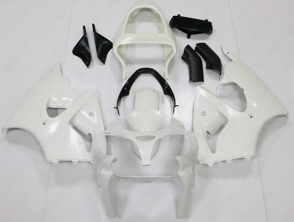Carénage Body Kit Carrosserie pour Kawasaki ZX6r 636 ZX-6r ZX6r ZX Ninja ZX-6r 2000 2001 2002 00 01 02 ZXGYMT