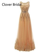 Long Elegant Luxury Party Prom Dresses Women Gold Red Royal Blue Gowns Cheap Evening  Dress For Graduation Vestidos De Baile