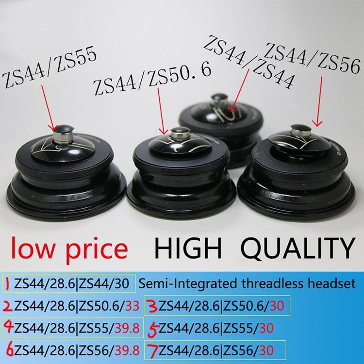 Neco Zs44 28 6 Zs44 50 6 55 56mm Semi Integrated Threadless