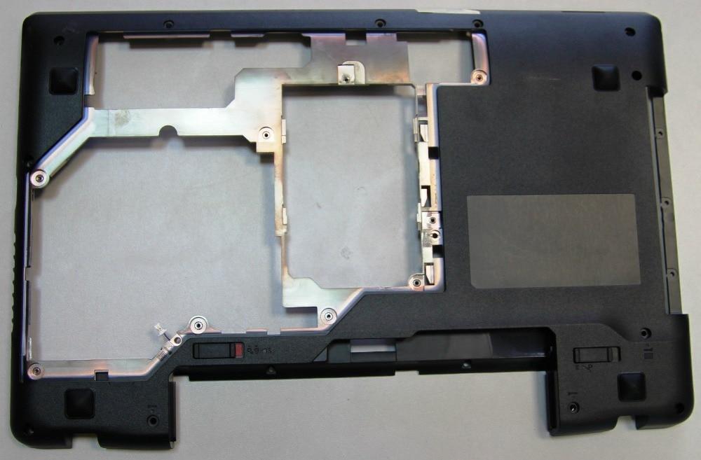 Подробнее о NEW Original Bottom case For Lenovo Ideapad Z570 Bottom Base Z575 Z570 Cover Z570 case P/N 60.4M424.004 60.4M424.005 new for lenovo ideapad y400 y410p y410 series bottom base case cover
