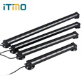 iTimo Fish Tank Lamp RGB 26/32/36/46cm Waterproof US/EU Plug Aquarium led lighting 24 Key Remote Control Pet Product AC 100-240V
