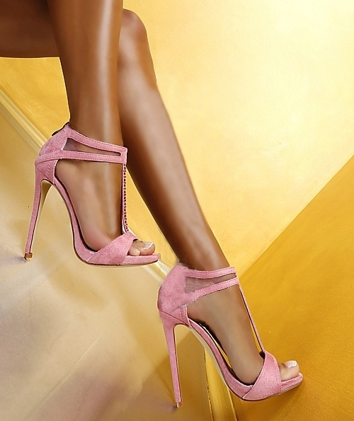 Popular Strappy High Heel Sandals-Buy Cheap Strappy High Heel