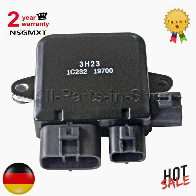 US $12 0 |NEW Cooling Fan Control Unit Module FOR Mitsubishi Outlander 2 4L  AJY215SC0 1355A053 MR497751 1355A 124 1C232 19700 1355 A124 on