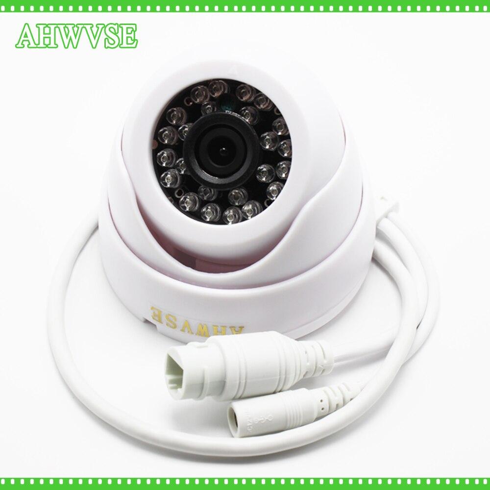 AHWVSE Free Shipping Full-HD 1080P 2MP low illumination IP Camera IR Night Vision surveillance Security