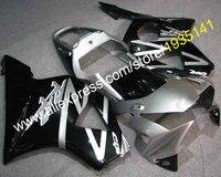 Hot Sales,Bodywork fairing For Honda CBR 900RR 9542002 2003 CBR900RR 954RR 0203 black Motorcycle fairing kit (Injection molding)