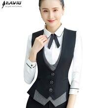 816c0438047 Осень Новый professional вязаные жилеты для женщин для Мода 2018 г.  темперамент жилет топы корректирующие