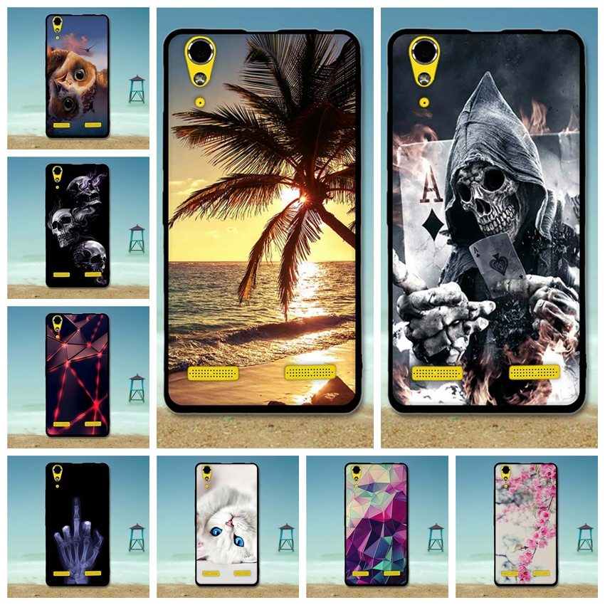 Soft TPU Case Silicon Back Cover For <font><b>Lenovo</b></font> <font><b>A</b></font> 6000 A6000 / <font><b>A</b></font> <font><b>6010</b></font> A6010 Plus / K3 K30 K 3 K30 Silicon Cover K30W K30T K3 image