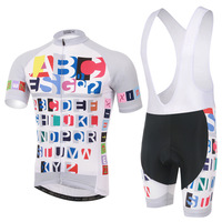 XINTOWN New Cycling Jersey Short Sleeve Summer Breathable Bib Shorts Bicycle Clothes Quick Dry Roupa Ciclismo