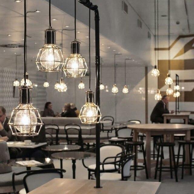 Industrial Lighting Restaurant: Aliexpress.com : Buy Retro Vintage Industrial Work Lamp
