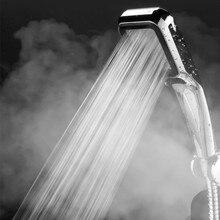 Modun 300 отверстия ручной держатель под давлением водосберегающая душевая головка для ванной комнаты душевая головка s Alcachofa Ducha опрыскиватель для ванны душевая головка