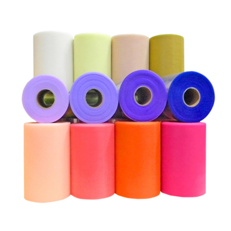 wholesale tulle fabric 15cm*100yards DIY tulle roll for tutu skirt dress wedding decorat ...