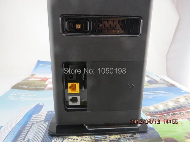 Free Shipping+1000mAh battery+Huawei E5172 E5172-22 150Mbps Lte Tdd FDD Huawei Wireless 4G Router