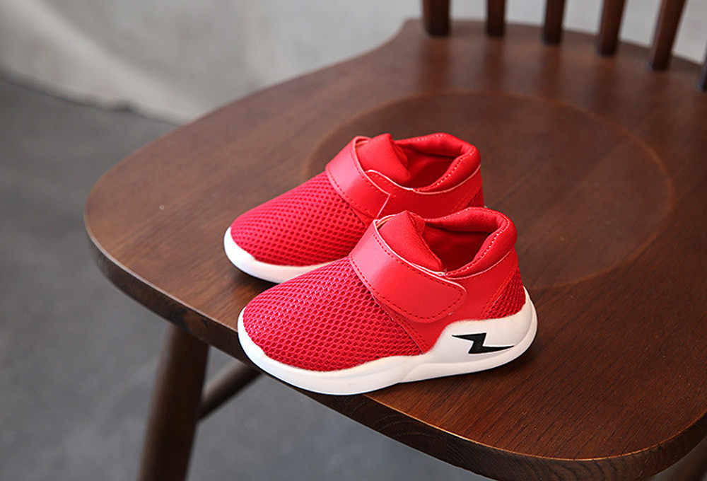 เด็กฤดูใบไม้ผลิฤดูใบไม้ร่วงรองเท้าตาข่าย Breathable รองเท้าเด็กรองเท้ารองเท้าผ้าใบ Multicolor รองเท้าเด็กสีขาว tenis infantil