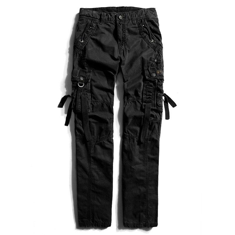 Militar Térmica 2018 Hombres verde Sd Parkour Pantalon Pantalones Negro Hombre Marca Ejército Camo multiple verde Militar Algodón Camuflado Cargo 52 SFpwq1