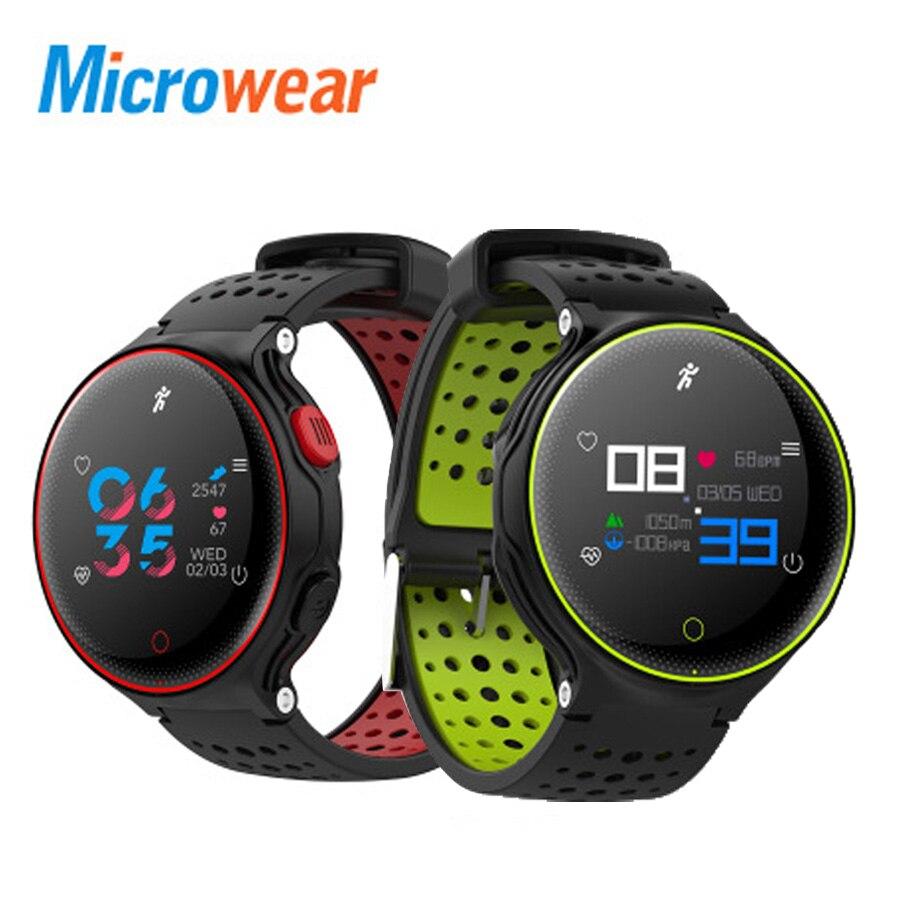 Digital Smart Watch Men Waterproof LED Color Screen Sport Watch Blood Pressure Digital Wristwatch Silicone Bluetooth