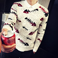Новая Зимняя Прибытие Мужские Трикотажные Пуловеры Качественную 3 Цвета Мужские Свитера 2016 Негабаритных Мужской Свитер Горячей Продажи