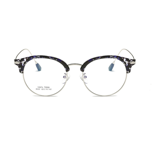 77285e4884 2017 Korean round optical glasses frame eye glasses frames for women clear  fashion computer glasses prescription
