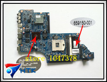 Wholesale for HP DV6-6000 659150-001 hm65 non-integrated motherboard 100% Work Perfect