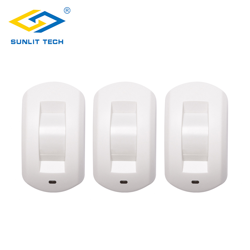 1/3/5pcs Wired Curtain Window PIR Motion Sensor Ceiling Passive Infrared Motion Detector For Home Burglar Alarm Security System 2pcs lot wired indoor usage pet friend passive infrared motion sensor for wired burglar alarm system free shipping