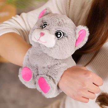 Cute Animal Bracelet Plush Toy