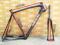 Original 700c MK Matte Gloss 56cm Inner Cable Full Carbon Road Bike Frame