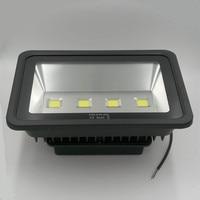 4 pcs/lot 3 Years Warranty 200W Led Outdoor Flood Light LED Floodlight Lanscape Spotlight Lamp AC85 265V
