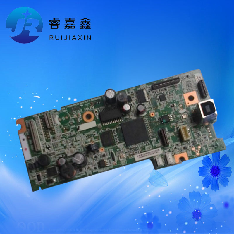 Original Teardown Main Board Compatible For Epson L358 L355 355 358 Formatter Main Logic Board Mother board original binding 55lw9500 ca main board eax63026802 2 ebu61303602
