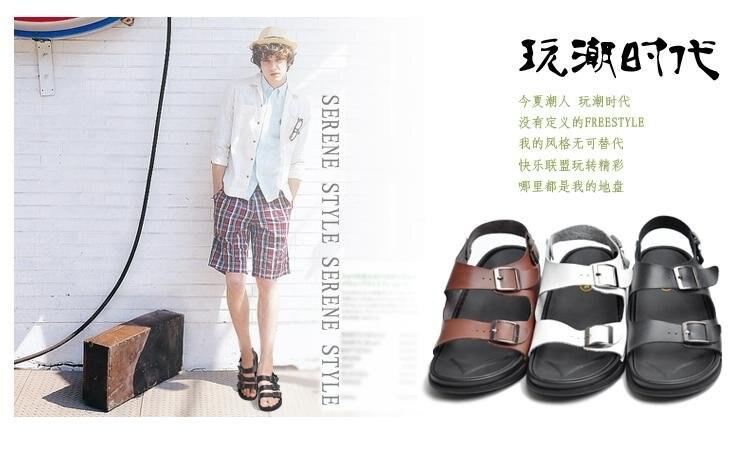 e173f5e7bad Wholesale 2012 men s fashion sandals