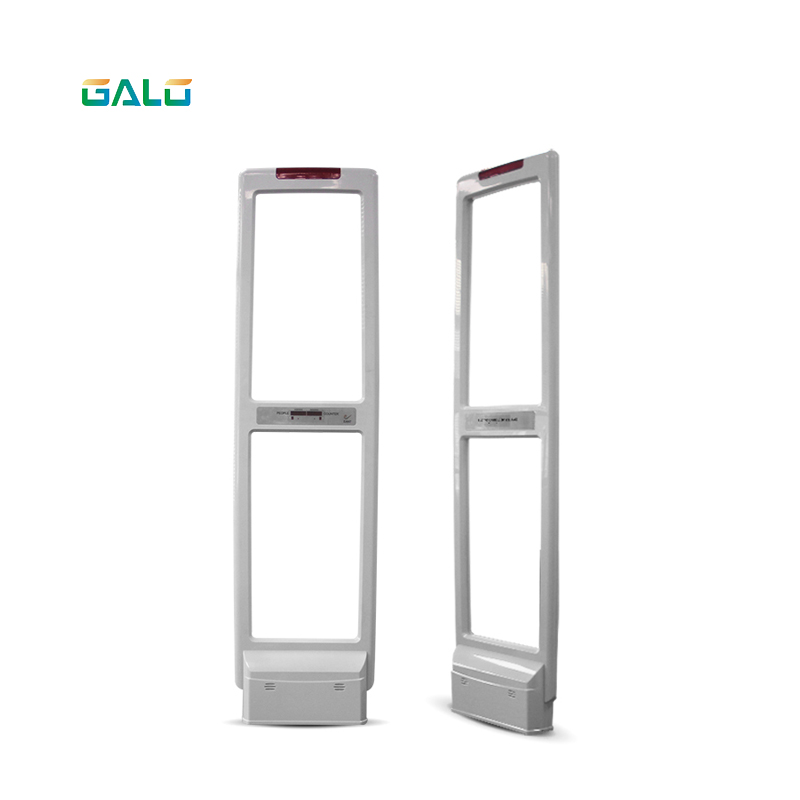 retail store clothing shop alarm anti theft system gate 58khz am eas security door