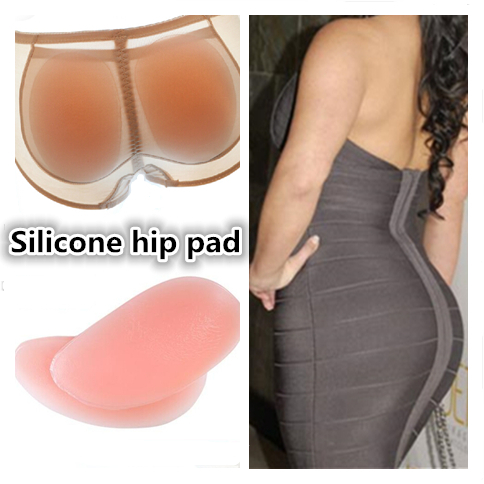 c365b229c1ee7 Hot sales silicone hip pads Buttocks hip shaper body shaper butt lifter  Free shipping
