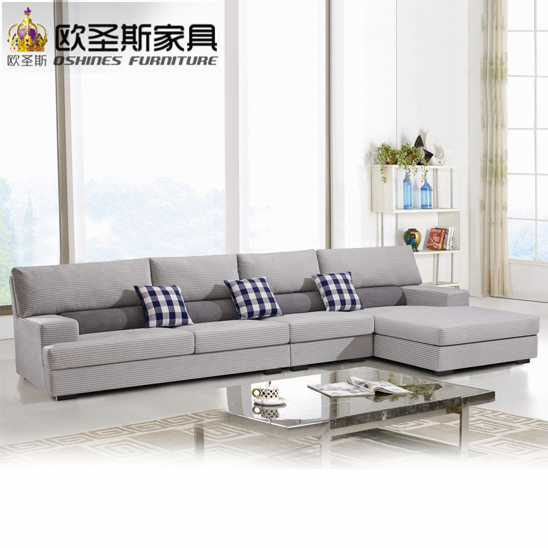 fair cheap low price 2017 modern living room furniture new design l shaped <font><b>sectional</b></font> suede velvet <font><b>fabric</b></font> corner sofa set X299-1