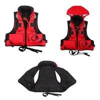 Outdoor New Life Jacket for Fishing Vest For Water Sports Survival Swimwear Outdoor Sports Fishing Accessories Multi Tools