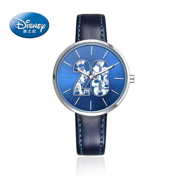 855b9b9f16e6 100% genuino disney reloj estudiante de moda hombres iron man captain  america the avengers alliance