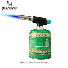 BLACKDEER газовые горелки кемпинг газовый резак Flame Gun газовые горелки Blowtorch Пособия по кулинарии пайки бутан нагрева пламени