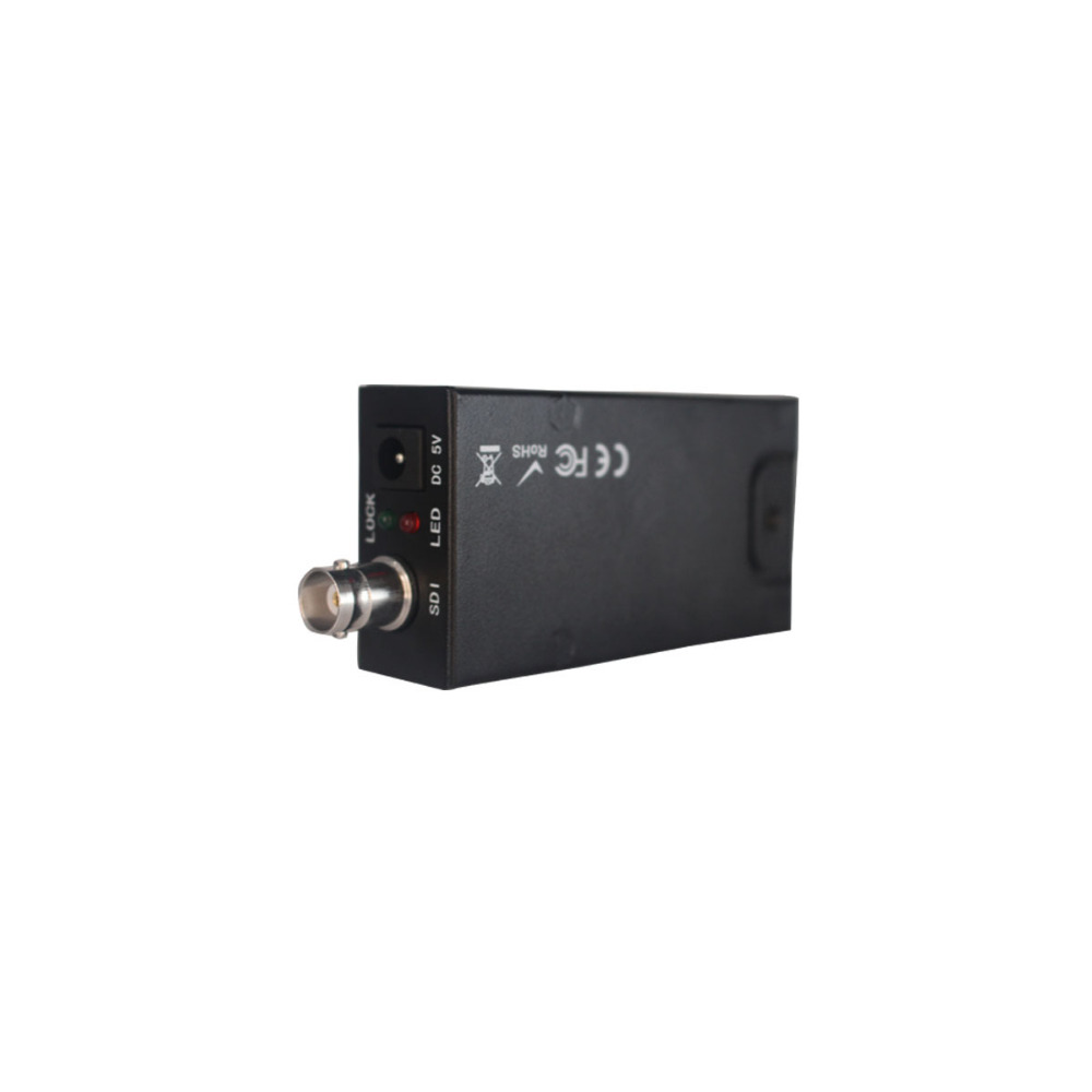 Купить с кэшбэком wiistar Mini HD 1080P 3G hdmi to sdi Converter Box Support SD / HD-SDI / 3G-SDI Signals Showing HDMI hdmi2sdi SDI TO HDMI