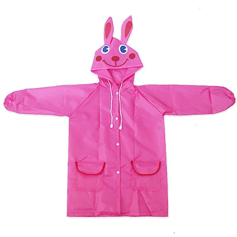 1 Pcs Per Bambini Cappotto Di Pioggia Dei Bambini Impermeabile Antipioggia/pioggia Vestito, Capretti Impermeabile Impermeabile Animale