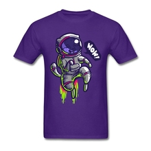 Clothing Men's Doge In Space O Neck 2017 New Tee Shirts Adult O Neck 3d Printed Tee Shirts