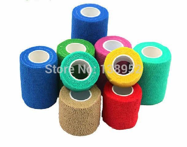25mm x 4.5 M nastro Dito Bendaggio Adesivo Elastico Sano protezione Delle Dita Allungato sport tape 3 rolls/lot