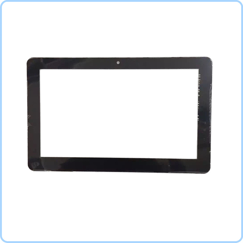 New 10.1 Inch Touch Screen Digitizer Panel For Multilaser M10 tablet pc rx16 tx26 ju sr dh 1007a1 fpc033 v3 0 dh 1007a1 fpc033 10 1inch touch screen panel for tablet pc noting size and color