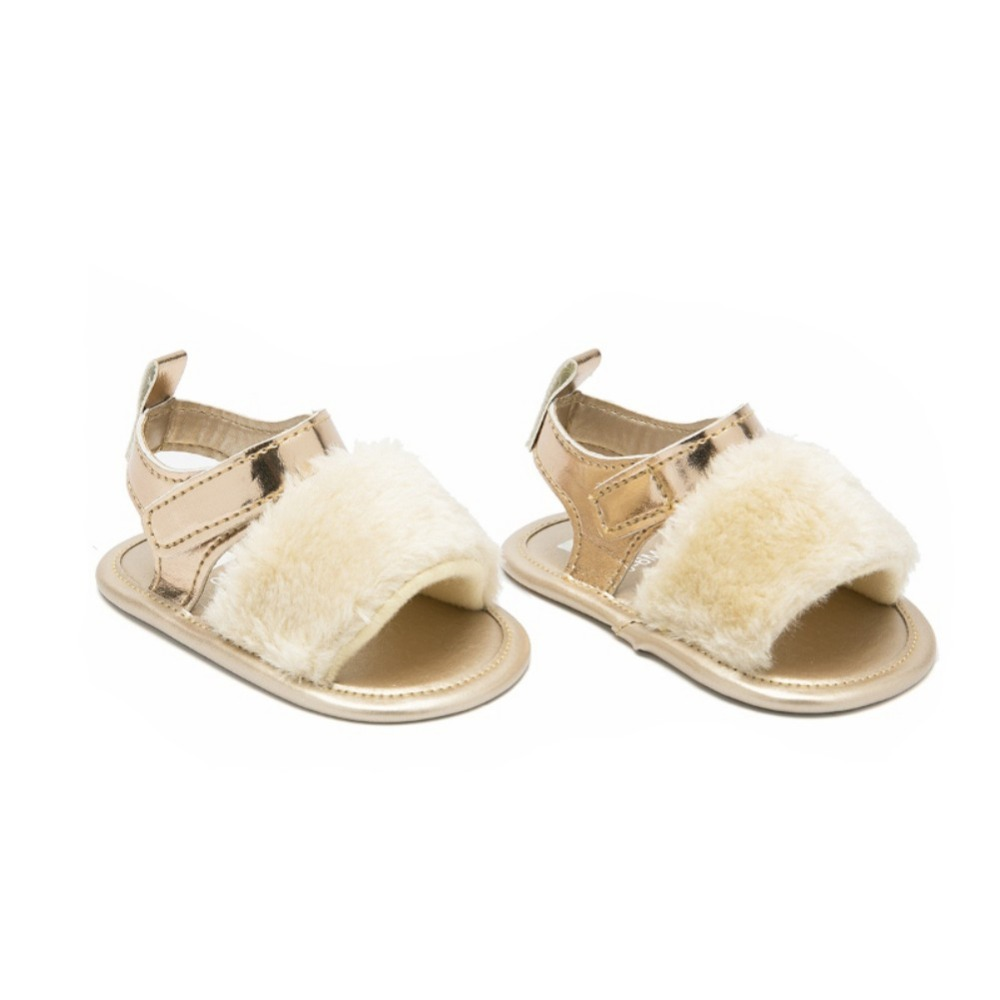 Summer First Walker Baby Girl Soft Sole Shoes Infant Toddler Beach First Walker