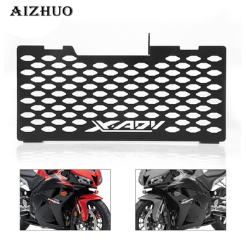 For Honda XADV X-ADV 2017 2018 Radiator Guard Grille Cover Grill Covers Stainless Steel Cooler Protector Motorcycle Accessories