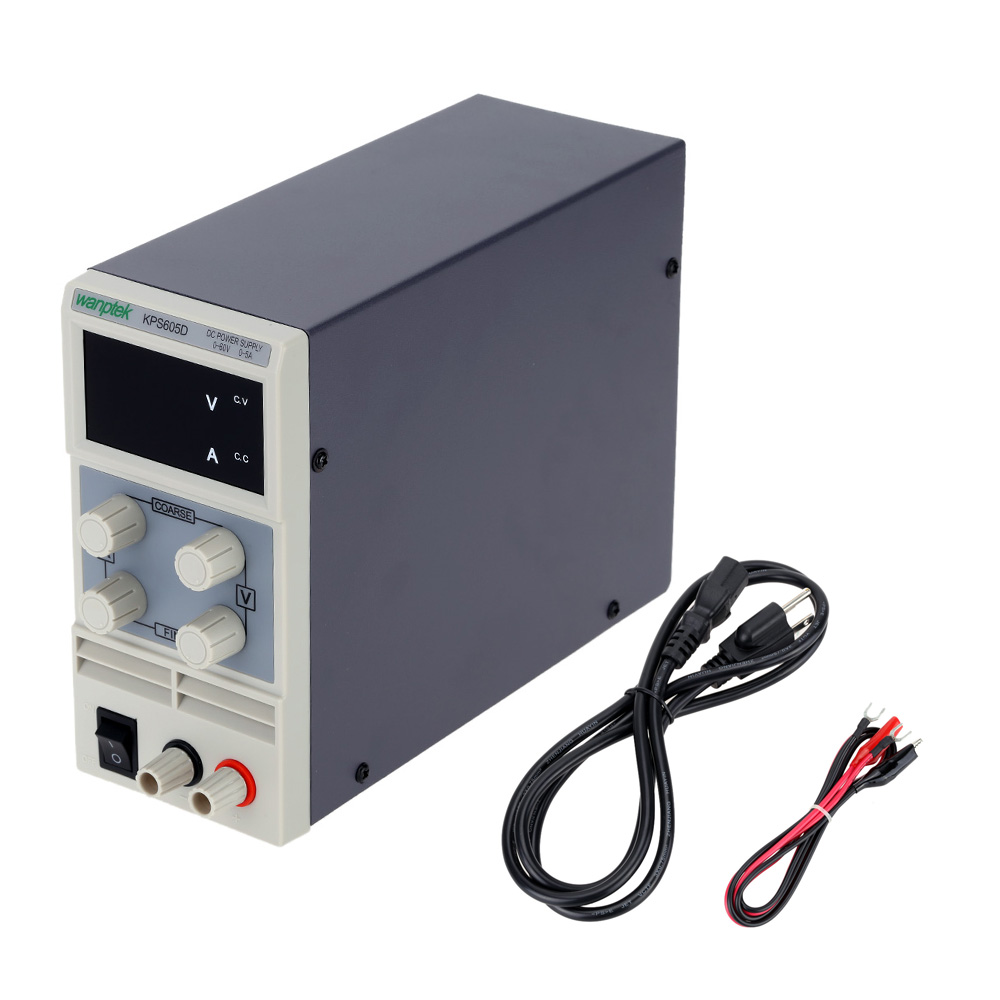 Professional laboratory power supply 3 Digits LED Adjustable DC Switching power supply 0~30V 0~5A 110V OR 220V voltage regulator 50pcs xc6206p332mr 662k 3 3v 0 5a positive fixed ldo voltage regulator sot 23