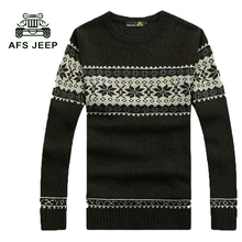 free shipping 3 Colors 2017 Winter Sweaters, Neck Plus Size Real Man Under sweaters,Patchwork Casual Thick pullover 80