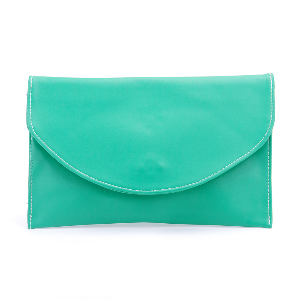 Enveloppe green En Messenger Blancs Faux Aqua Gratuite Embrayage Livraison assorted À Cuir red Main Gros Sac Étui Dom106176 pink Femmes TvwqEBfxB